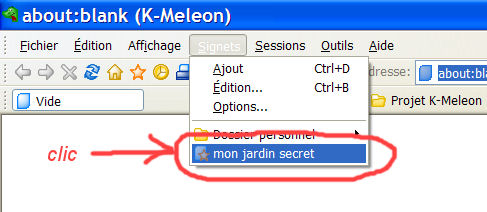 K-meleon : un navigateur simple et rapide K910