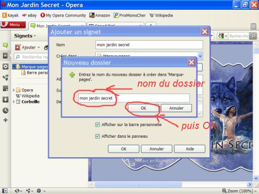 Opéra - navigateur pour débit lent et vieux PC O2610