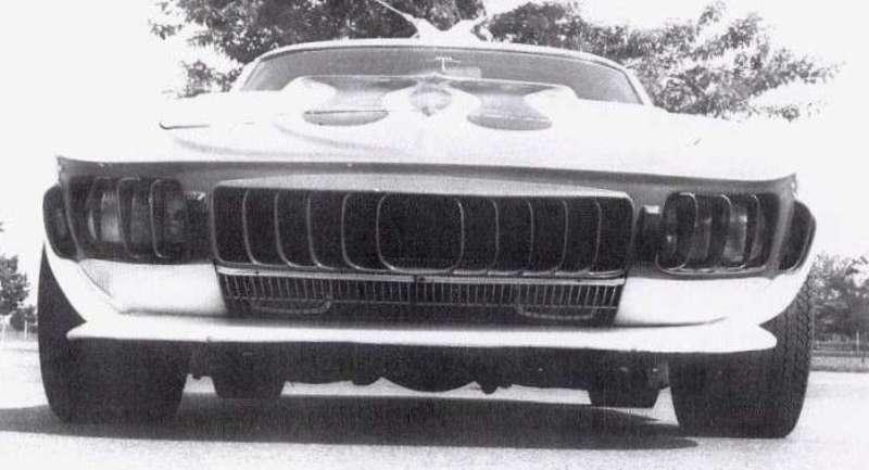 La Mustang 1967 modifié par Xavier Miron de Montréal 00_dev10