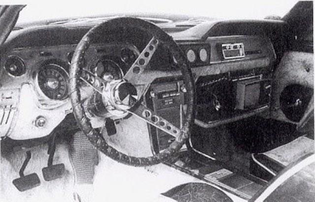 La Mustang 1967 modifié par Xavier Miron de Montréal 00_int10