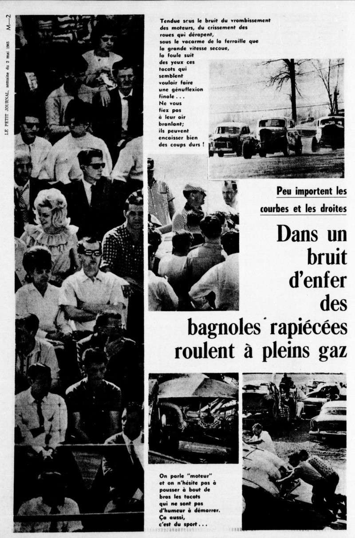 Vielles publicitées de course au Québec 1965_s11