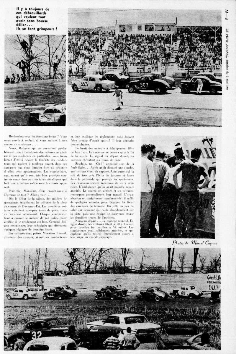 Vielles publicitées de course au Québec 1965_s12