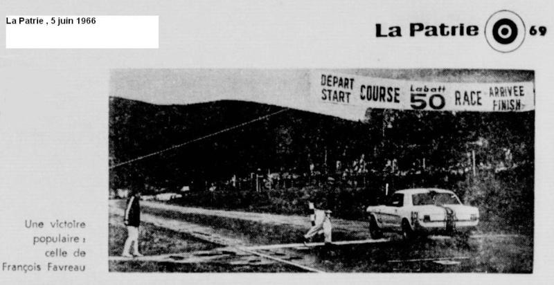 Vielles publicitées de course au Québec 1966_510