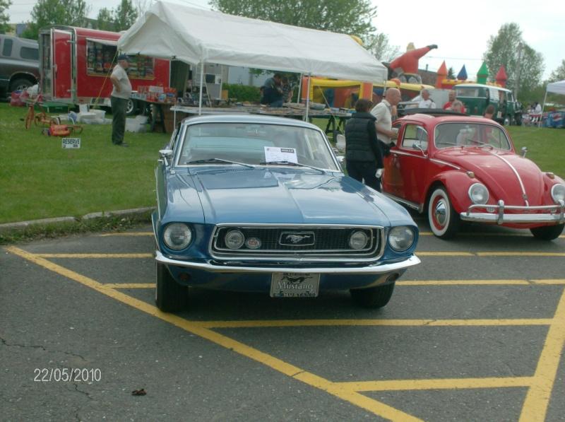 Exposition de Voitures Antique de daveluyville 2010 2010_029