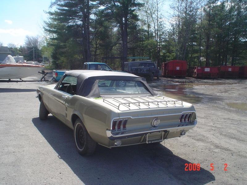 Ma Mustang 1967, 200ci Arriar10