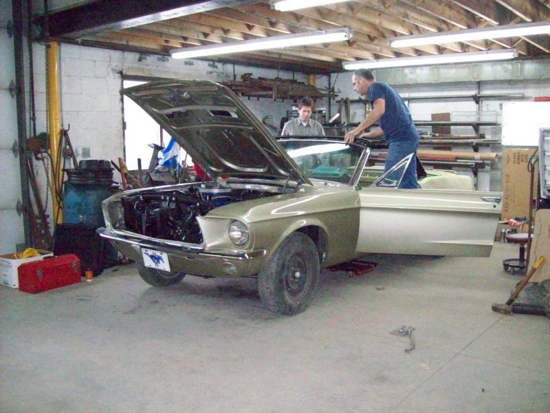 Ma Mustang 1967, 200ci Denis_11