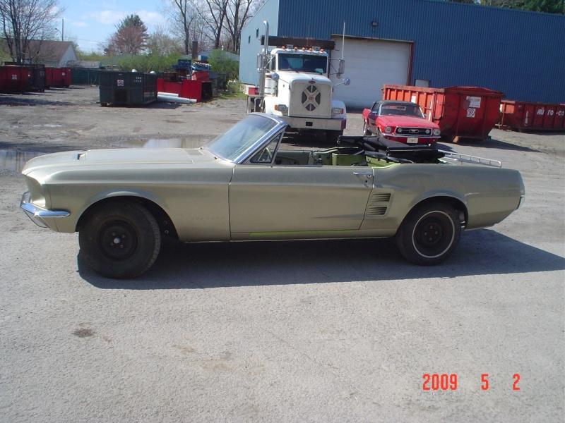 Ma Mustang 1967, 200ci Dsc03511