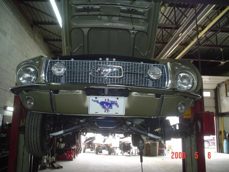 Ma Mustang 1967, 200ci Dsc03611