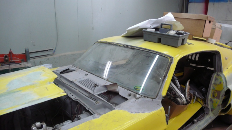 Comment scraper une voiture! (Miron Mustang) - Page 8 P1000511