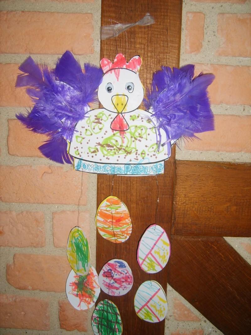 La poule de Pâques (mobile) S5006310