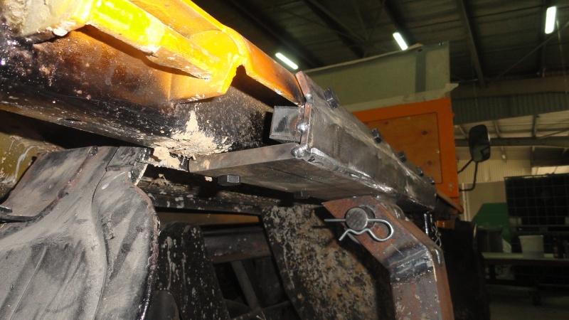 essai stabilisateur et broyeur d'accotement Unimog15