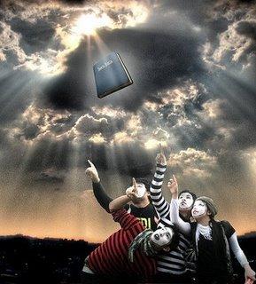Provando que a bíblia da Igreja Católica é indígna de ser usada pelo o povo santo. Biblia11
