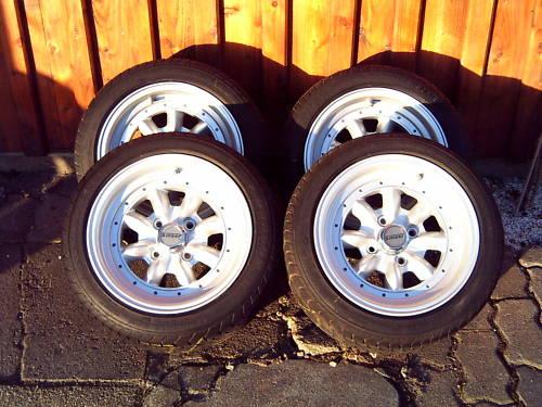Smoor 7X13 gris  avec pneux Bqn35r10