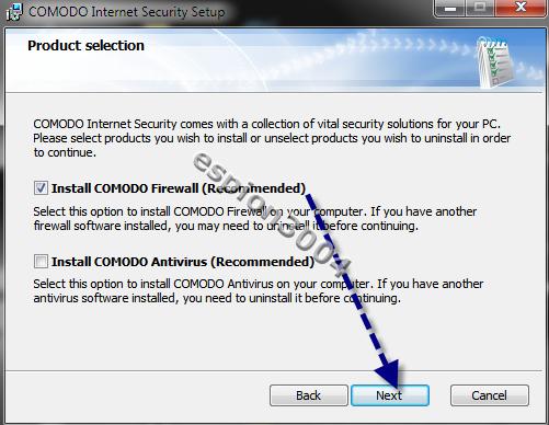 Téléchargez Comodo Internet Security V4 (Bêta et fonctionnel) à installer de suite et gratuitement 06-03-10