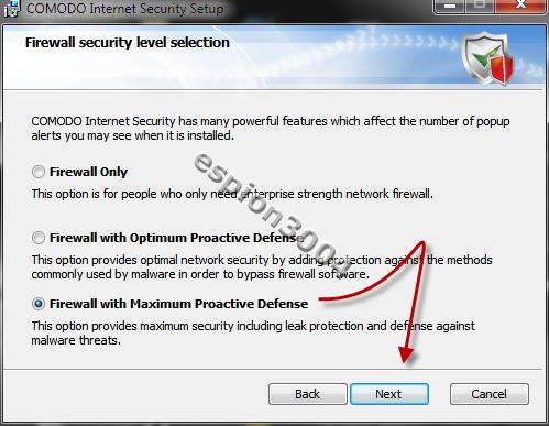 Téléchargez Comodo Internet Security V4 (Bêta et fonctionnel) à installer de suite et gratuitement 06-03-11