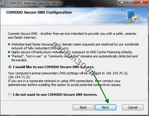 Téléchargez Comodo Internet Security V4 (Bêta et fonctionnel) à installer de suite et gratuitement 06-03-12