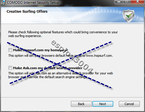 Téléchargez Comodo Internet Security V4 (Bêta et fonctionnel) à installer de suite et gratuitement 06-03-13