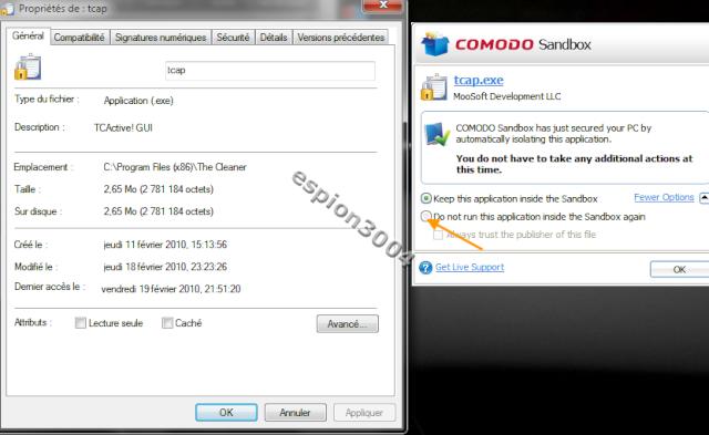 Téléchargez Comodo Internet Security V4 (Bêta et fonctionnel) à installer de suite et gratuitement 06-03-16