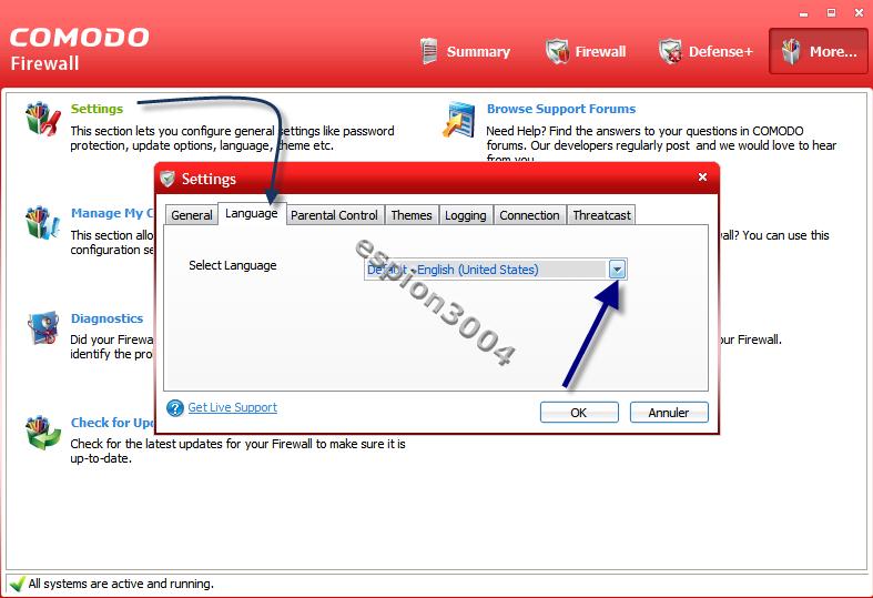 Téléchargez Comodo Internet Security V4 (Bêta et fonctionnel) à installer de suite et gratuitement 06-03-17