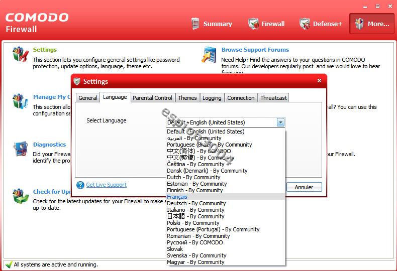 Téléchargez Comodo Internet Security V4 (Bêta et fonctionnel) à installer de suite et gratuitement 06-03-18