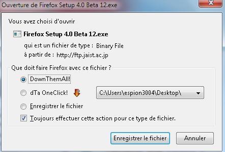 Firefox 4 RC disponible en téléchargement 08-03-10