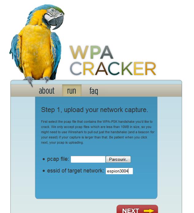 WPA Cracker un cluster en ligne pour casser le : WPA/WPA2-PSK en 20 minutes ! 10-02-10