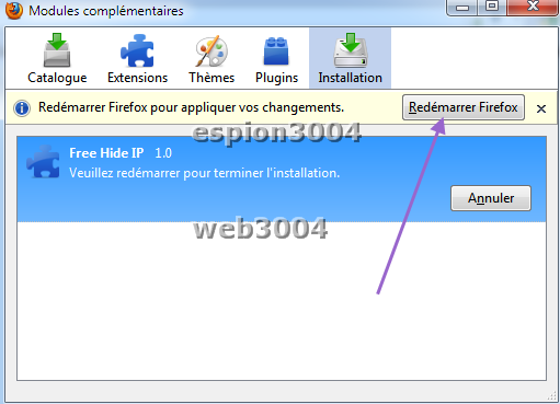 Free Hide IP : Surfer [anonymement] 13-05-11