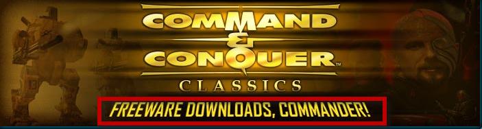 3 Jeux Command & Conquer en téléchargement gratuit ! 22-02-10