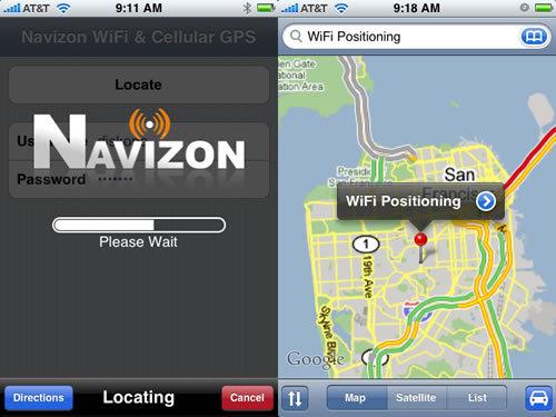 6 façons de pister et récupérer votre iPhone perdu ou volé ! Gps-ip10