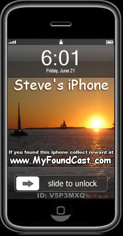 6 façons de pister et récupérer votre iPhone perdu ou volé ! Sunset10