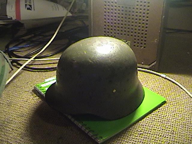 Spanish M-26 Helmet Spanis10