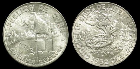 CUBA SUS BILLETES Y MONEDAS 1952210