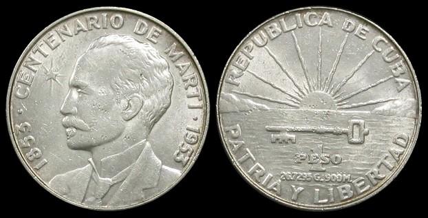 CUBA SUS BILLETES Y MONEDAS 1953110