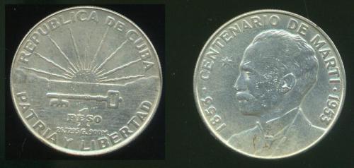CUBA SUS BILLETES Y MONEDAS 1953_110