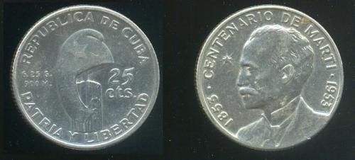 CUBA SUS BILLETES Y MONEDAS 1953_g11