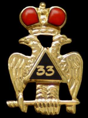 EL AGUILA BICEFALA MASONICA 33doub10