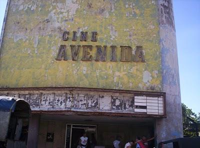 CINES QUE HABIAN EN LA HABANA EL 31 DE DICIEMBRE DE 1958 Ave10