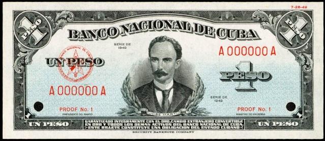 CUBA SUS BILLETES Y MONEDAS Banco210