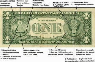 LA SIMBOLOGIA MASONICA DEL DOLLAR   Dollar17