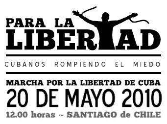 MARCHA POR LA LIBERTAD EN CHILE Imagen19