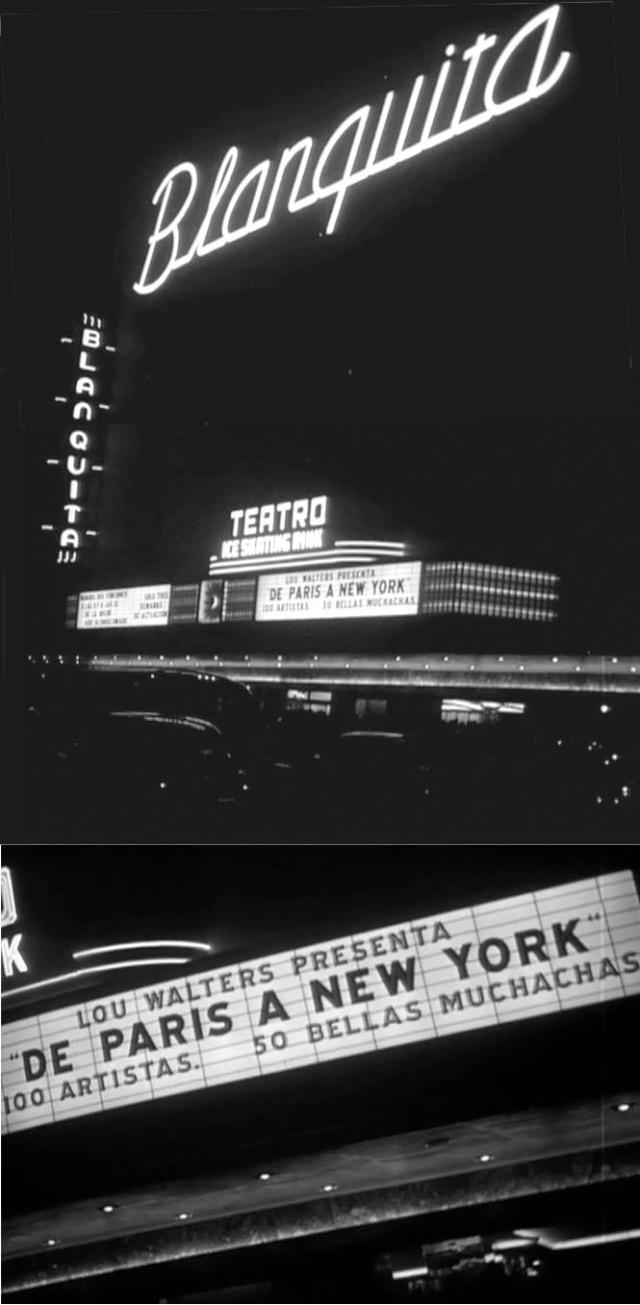 CINES QUE HABIAN EN LA HABANA EL 31 DE DICIEMBRE DE 1958 Teatro10