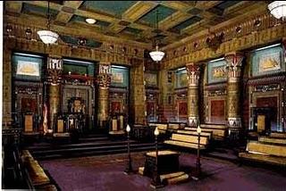 EL ORIGEN DE LOS RITOS MASONICOS EGIPCIOS Templo11