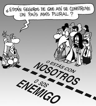 LO QUE ES Y NO ES LA TOLERANCIA Tolera12