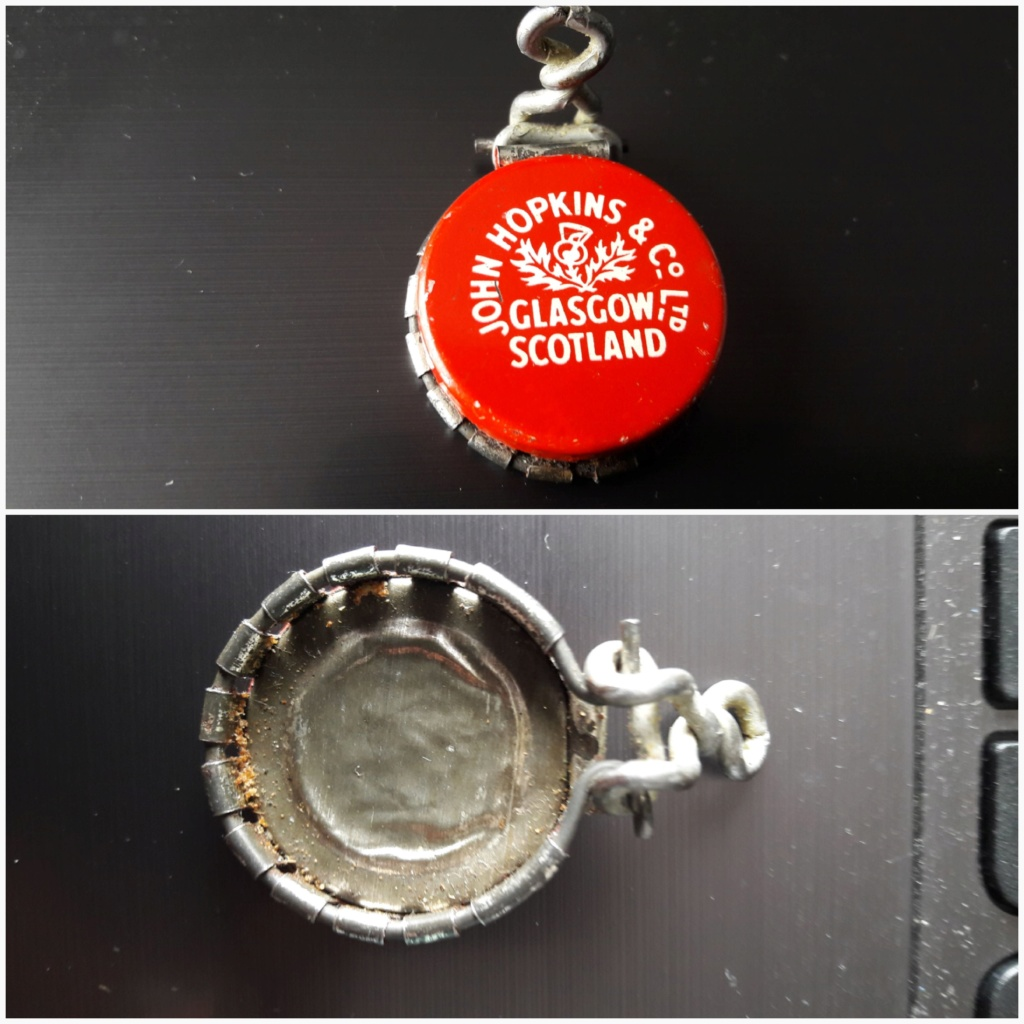 John Hopkins's Glasgow Scotch whisky 20190510