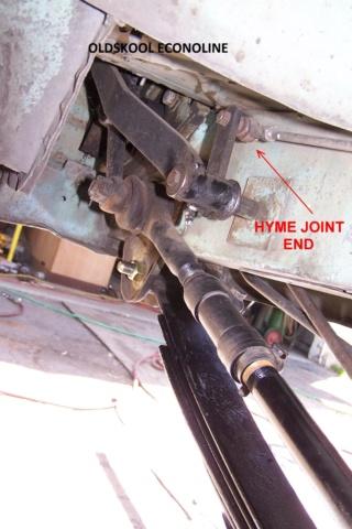 3 Speed Shifter Mechanism Rebuild 100_0910