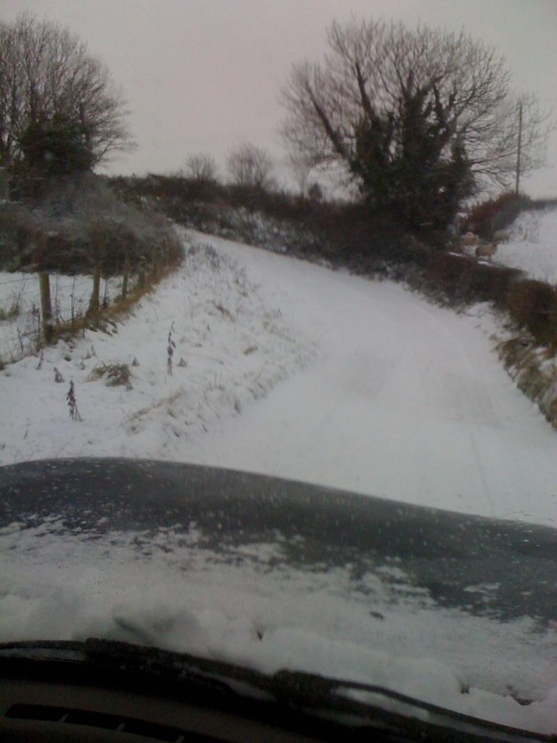 Snow. Iphone10