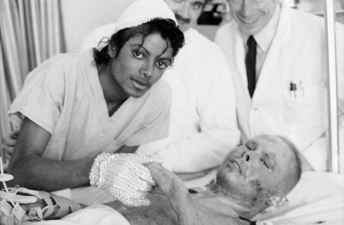 Michael jackson burn center  Keith-10