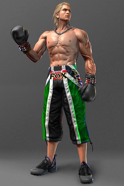 Lee Ending (Tekken 6) Fan Made  Steve_12