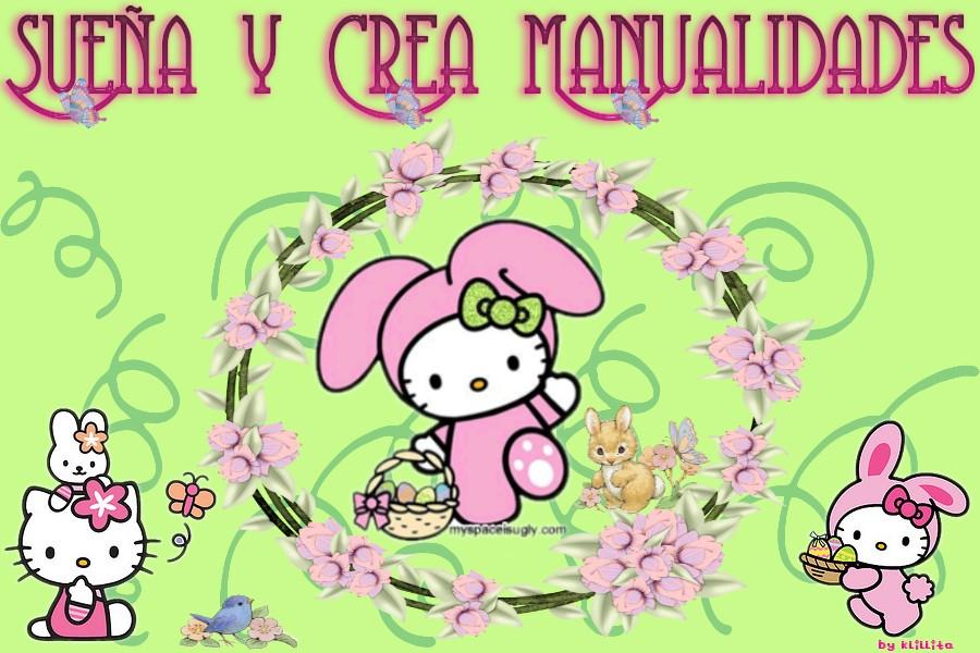 SUEÑA Y CREA MANUALIDAES