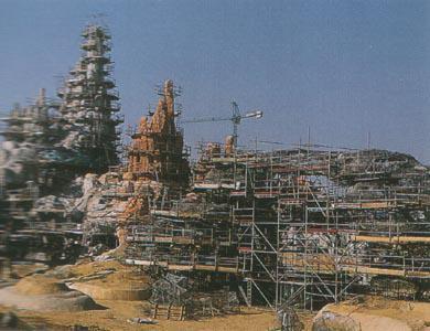 Foto e video della costruzione dei parchi 57302010